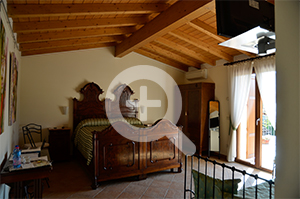 9Muse B&B - la camera Urania